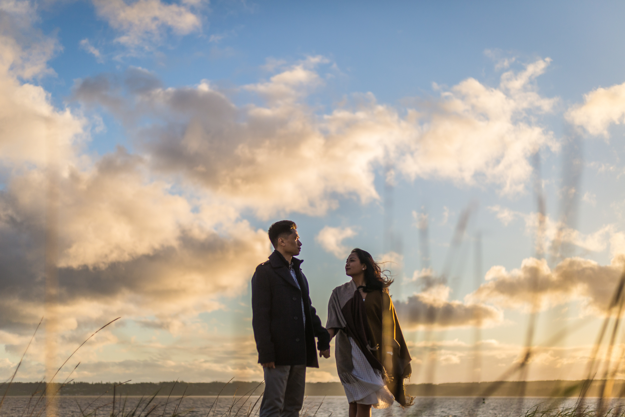 PACIFIC NORTHWEST ENGAGEMENT – JILL & HENRY