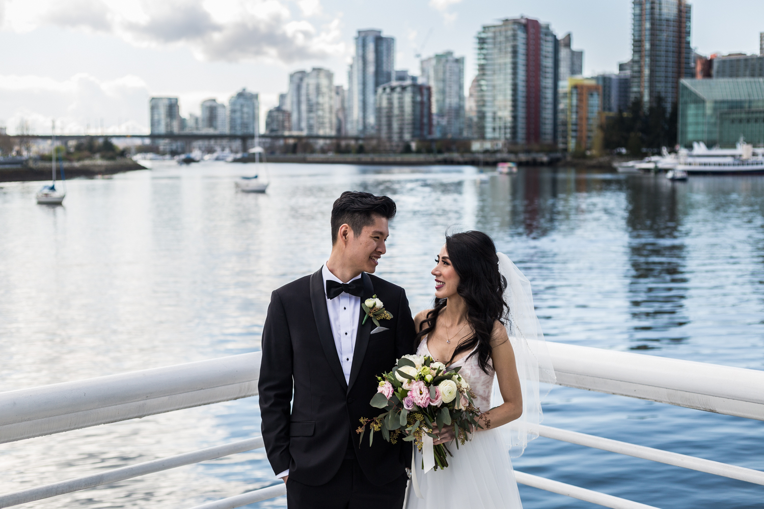 SCIENCE WORLD WEDDING – TRENA & AARON