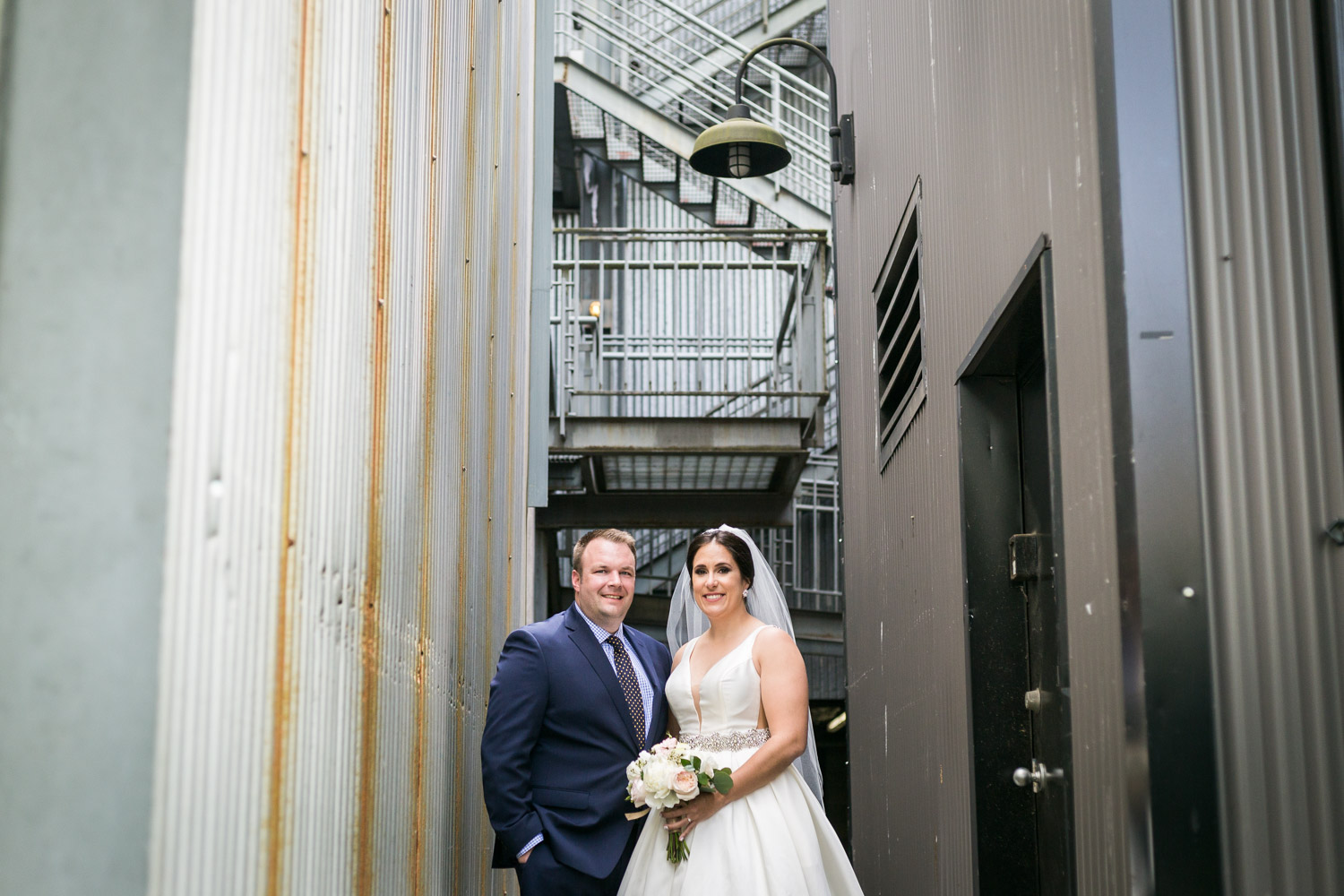 BRIDGES RESTAURANT WEDDING – CAROLYN & BRADY