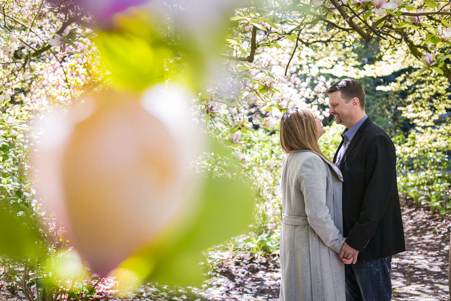 GARDEN ENGAGEMENT – LORELEI & KEVIN
