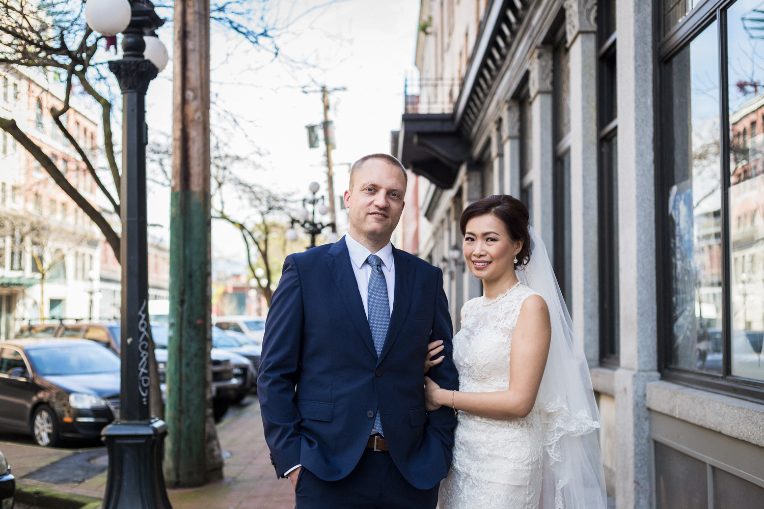 VANCOUVER WEDDING PORTRAITS – SZENEE & KENNETH