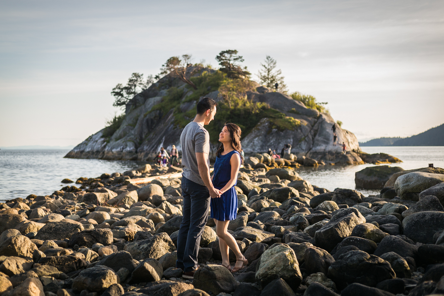 PORTRAITS AT WHYTECLIFF PARK – TINA & SHERMAN
