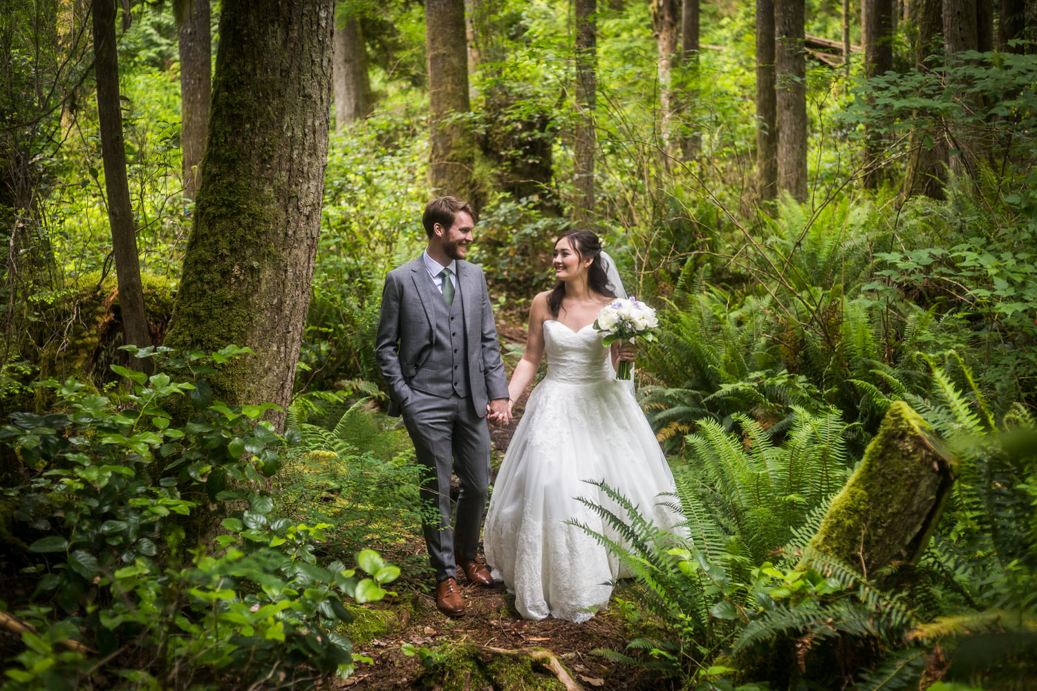 WEDDING AT WEST COAST WILDERNESS LODGE – KRISTY & KEVIN