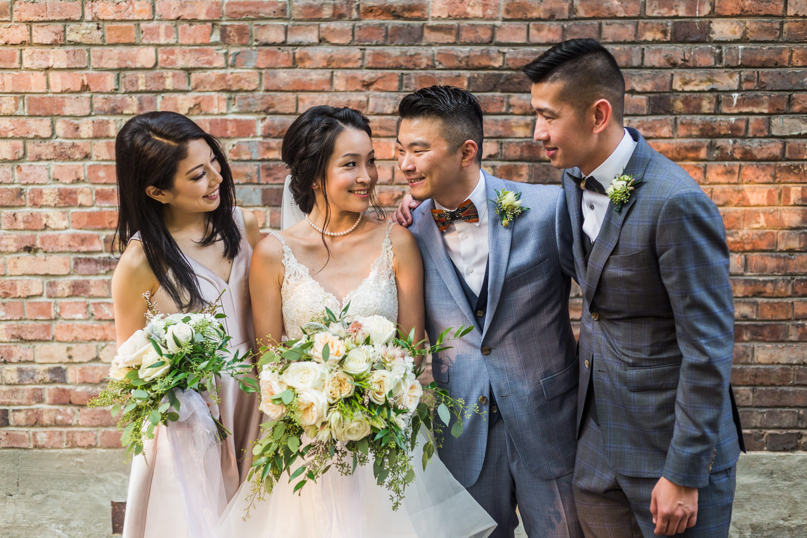 A BRIX & MORTAR WEDDING – YUUMI & KEITH