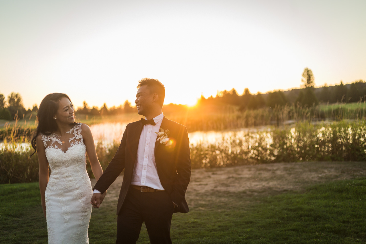 MARRIED AT RIVERWAY CLUBHOUSE – CHRIFER & LYNDON