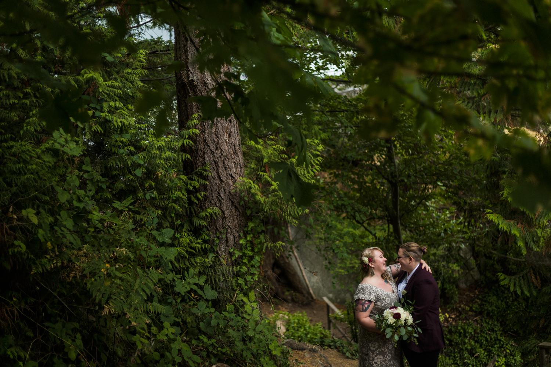 WHYTECLIFF PARK LESBIAN WEDDING  – JEN & HILARY