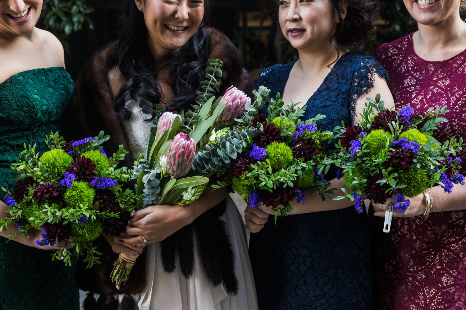 OCTOBER WEDDING AT BRIX AND MORTAR