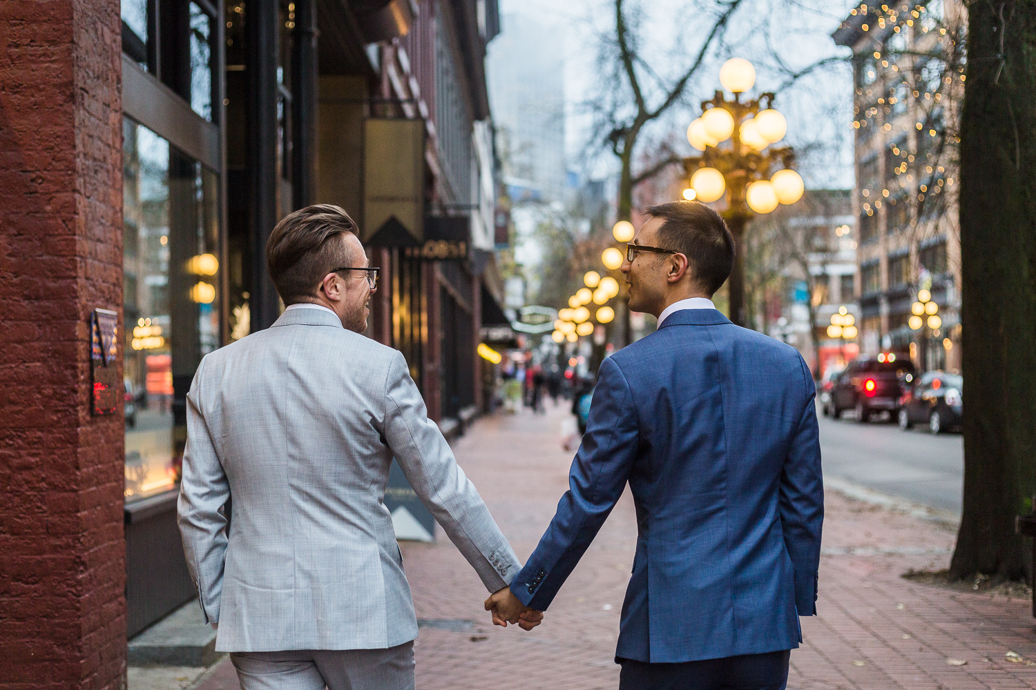 GAY WEDDING VOWS IN VANCOUVER – JUSTIN & TRAVIS