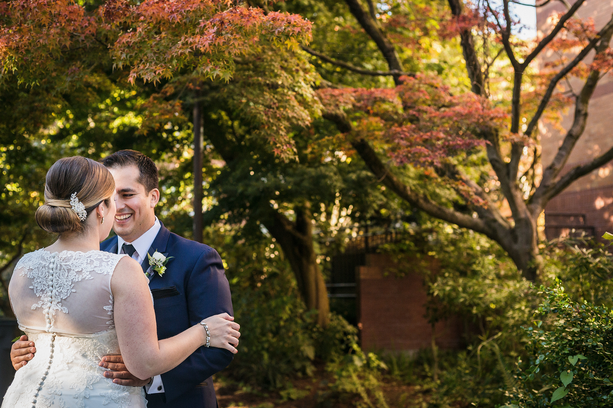 BRIX & MORTAR WEDDING IN AUTUMN