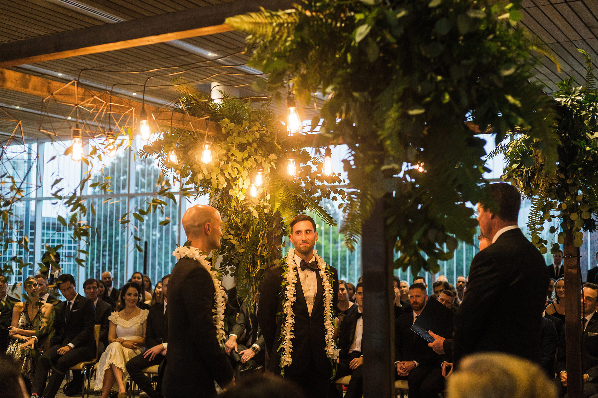 Vancouver Gay Wedding Photographer – Matt & Chad