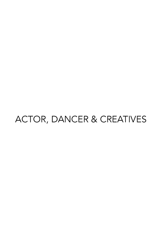 8 ACTOR DANCER