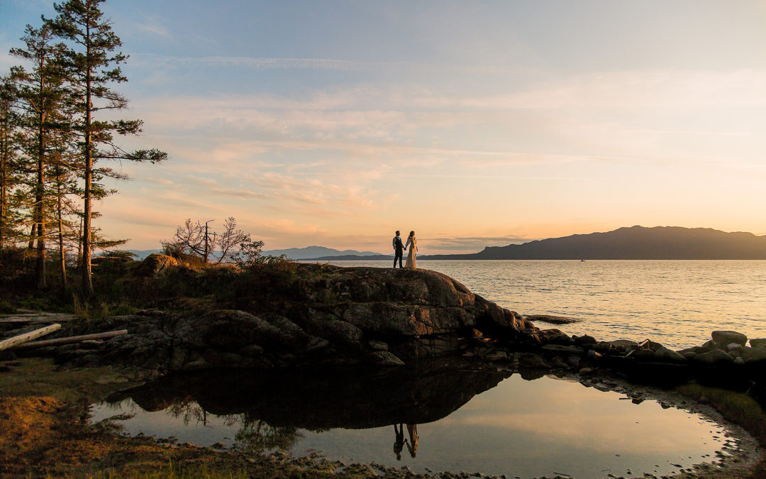 Sechelt Outdoor Wedding Photographer