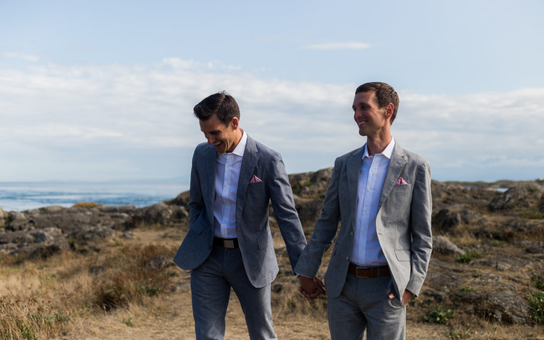 Victoria Public Market Gay Wedding by John Bello