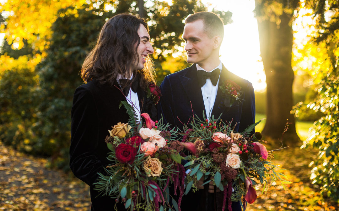 Cecil Green Park House Gay Wedding by John Bello