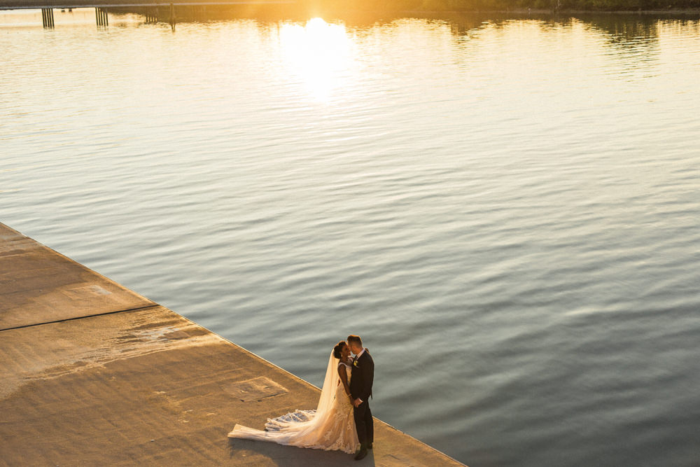 Wedding at UBC Boathouse by John Bello
