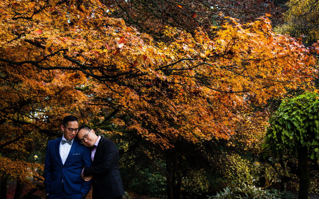 Gay Wedding in New Westminster by John Bello