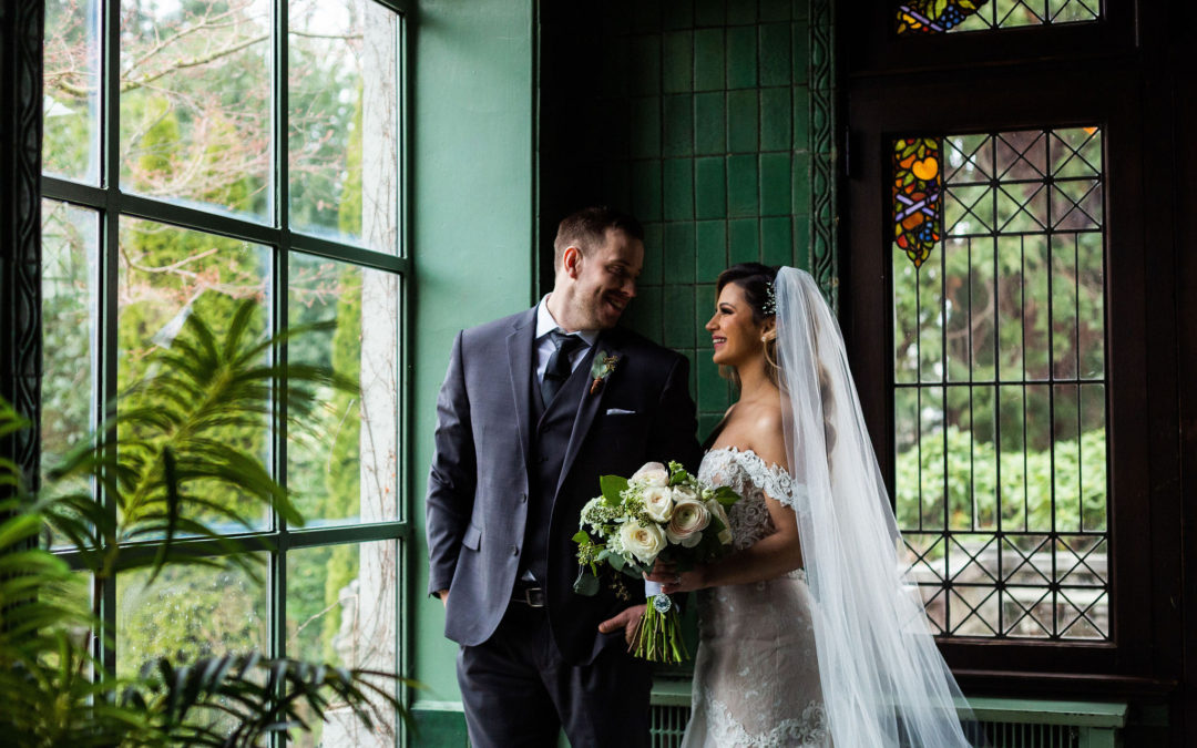 Elope With Us at Hycroft Manor